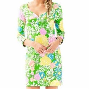 Lilly Pulitzer Palmetto Hibiscus Stroll Dress
